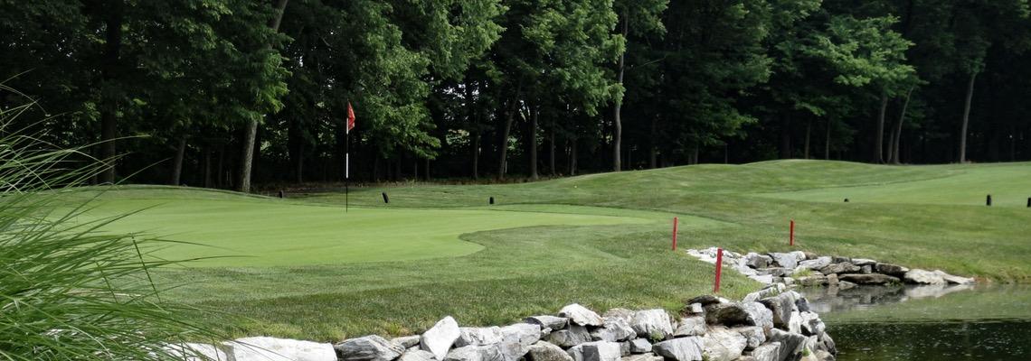 Home Glade Valley Golf Club